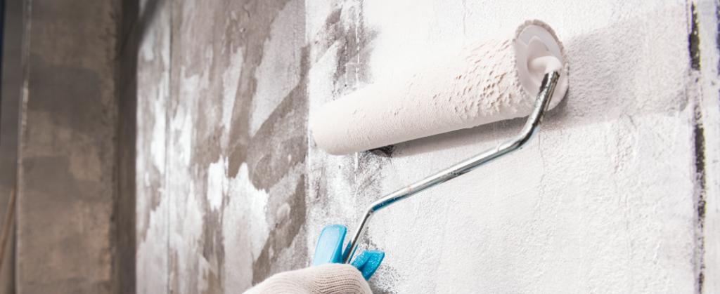 Interior painting maintenance